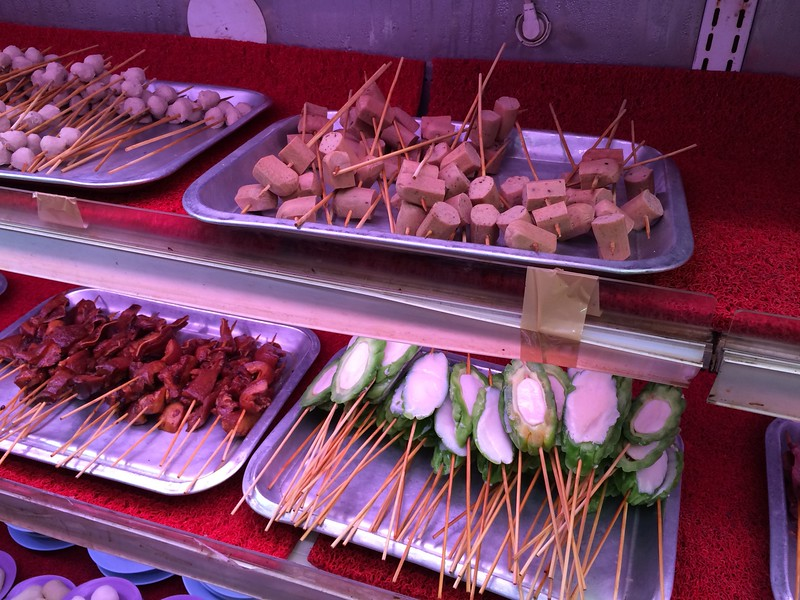 Capitol Satay Malacca Food For Selection