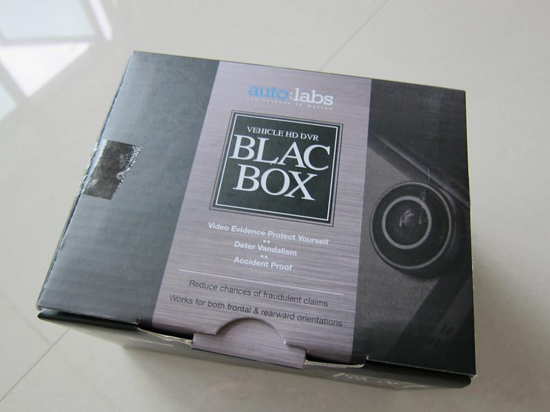 Auto: Labs BlacBox Car DVR