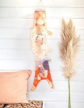 Speelse windzak Koinobori – Sweet Lantern