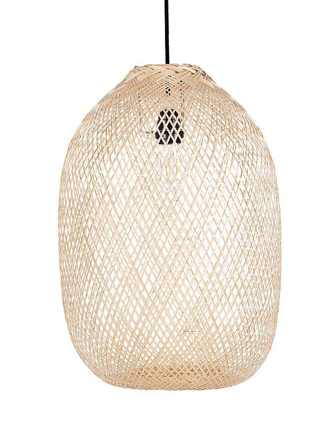 Vaya hanglamp – bamboe naturel