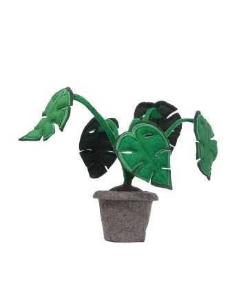 Vilten decoratieplant – Monstera