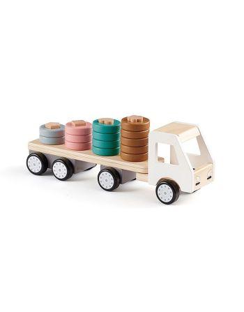 Vrachtwagen met ringen Aiden