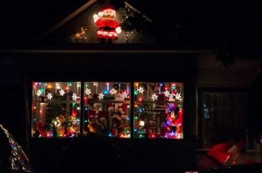 Nabohusets vindue!