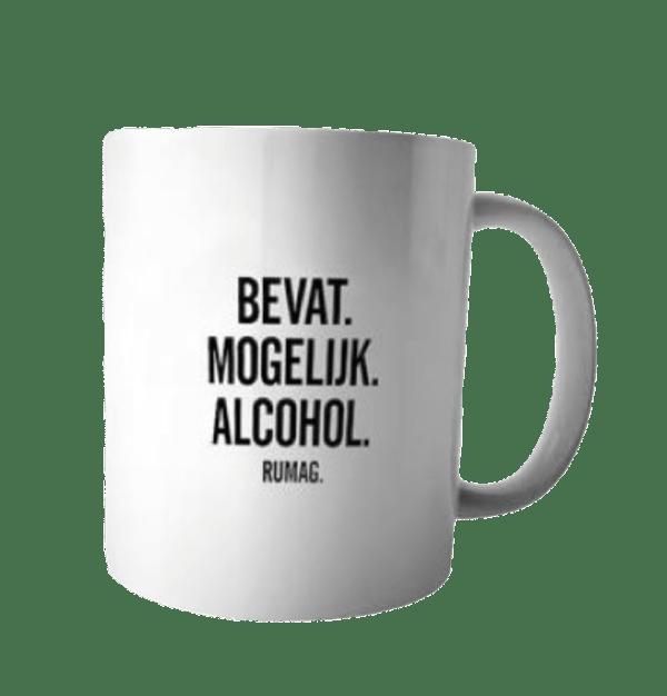 mok rumag bevat MOGELIJK ALCOHOL