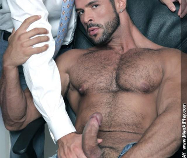 Denis Vega Denis Vegas Handsome Hairy Spanish Gay Porn Star