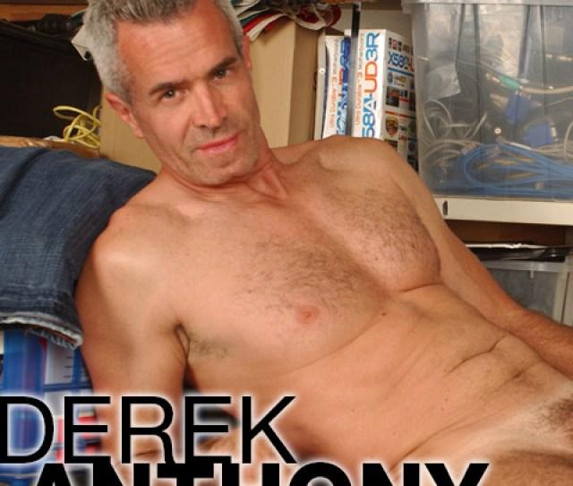 Derek Anthony American Silver Fox Daddy Gay Porn Star Gay Porn 115020 Gayporn Star