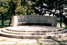 Vatican Pavilion Site