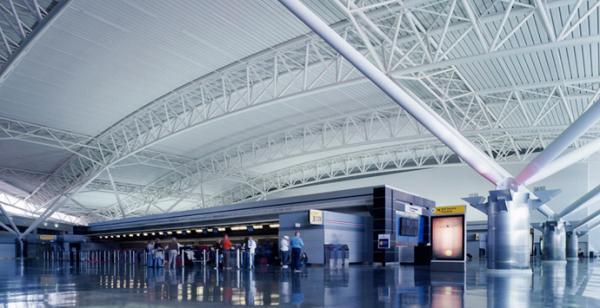 American Airlines Terminal JFK Airport Shen Milsom