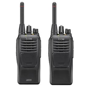 Icom F29DR2 and F29DR2 Licence free radios