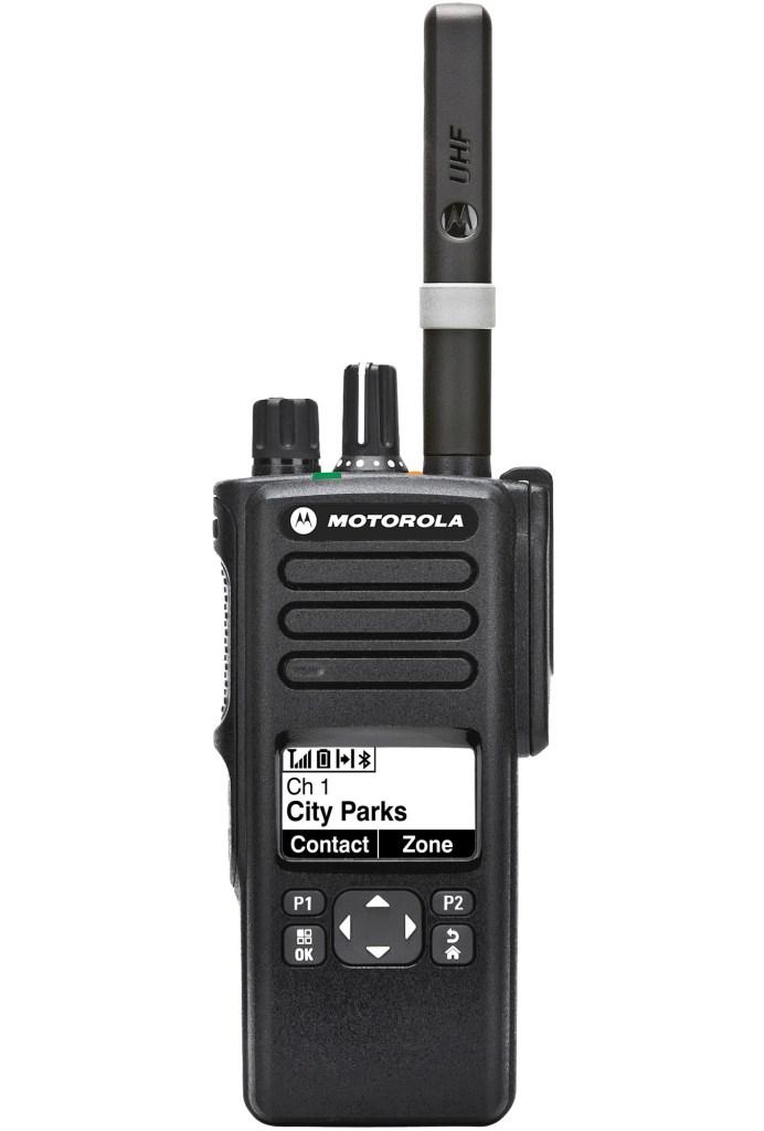 Motorola-MOTOTRBO-DP4600-DP4601-Two-Way-Radio-front