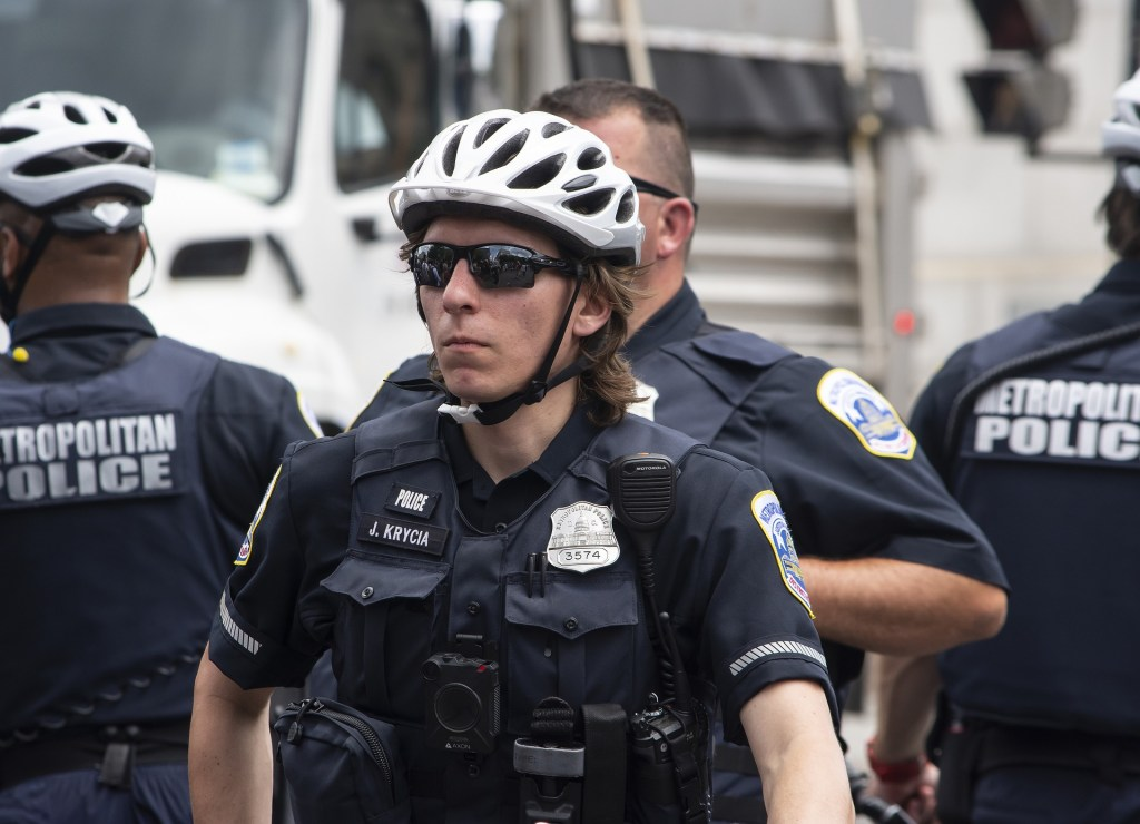 Police Force Body Worn Cameras