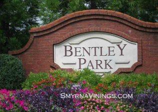 Bentley Park homes - Smyrna Homes