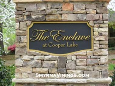 Enclave at Cooper Lake - Smyrna Homes for Sale