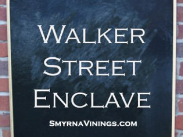 Walker Street Enclave - Smyrna Homes