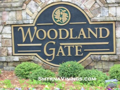 Woodland Gate - Smyrna Homes