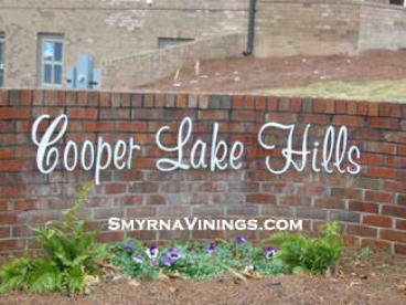 Cooper Lake Hills