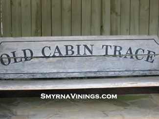 Old Cabin Trace