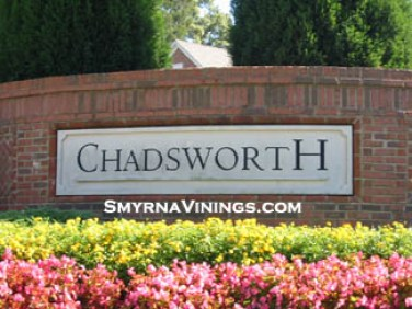 Chadsworth Townhomes - Smyrna townhomes for sale