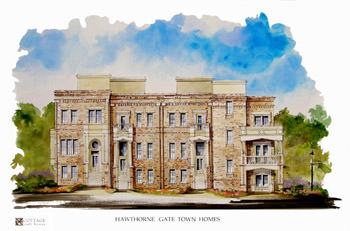 Hawthorne Gate Townhomes