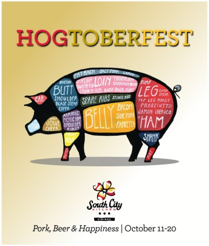 Second Annual Hogtoberfest at South City Kitchen Vinings