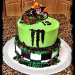 Pictures On Motocross Birthday Cakes