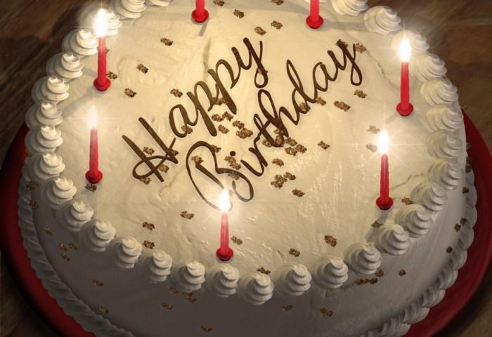 11 Delicious Chocolate Birthday Cakes Photo Chocolate Birthday