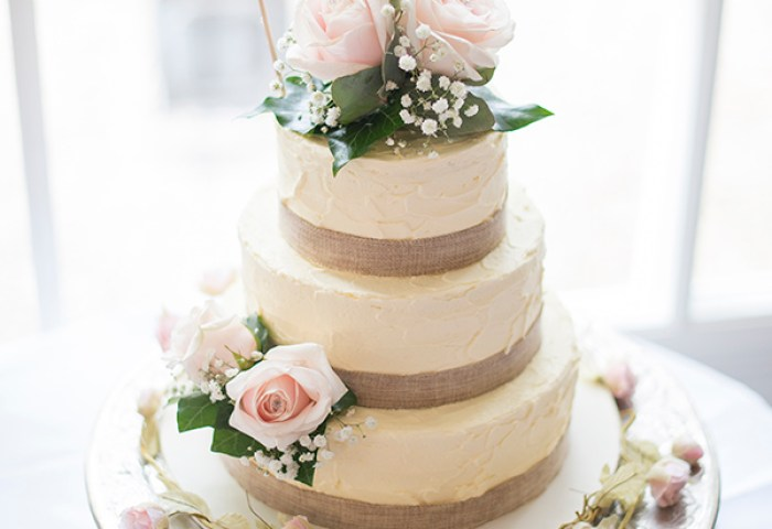 9 Rustic Vintage Wedding Cakes Photo Rustic Wedding Cake Vintage