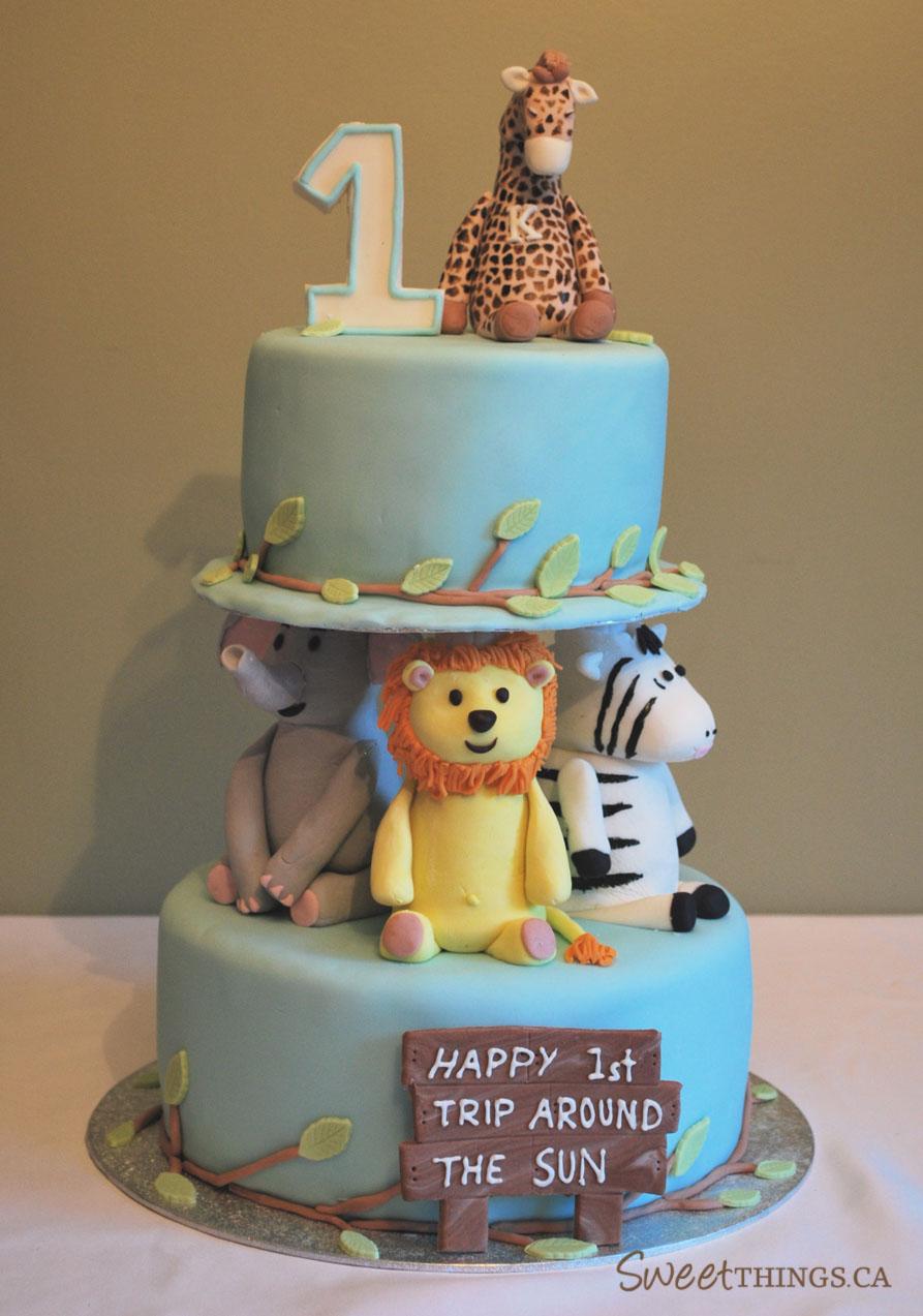 11 1st Birthday Cakes 1 Photo Baby Boy 1st Birthday Cake 1st Birthday Cake Ideas For Girls And 1st Birthday Cake Snackncake