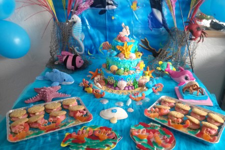 Home Decor Ideas Under The Sea Baby Shower Decorations Home