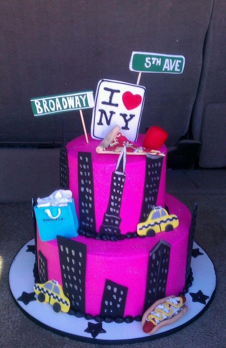 Happy Birthday Cake 21 Years Brithday