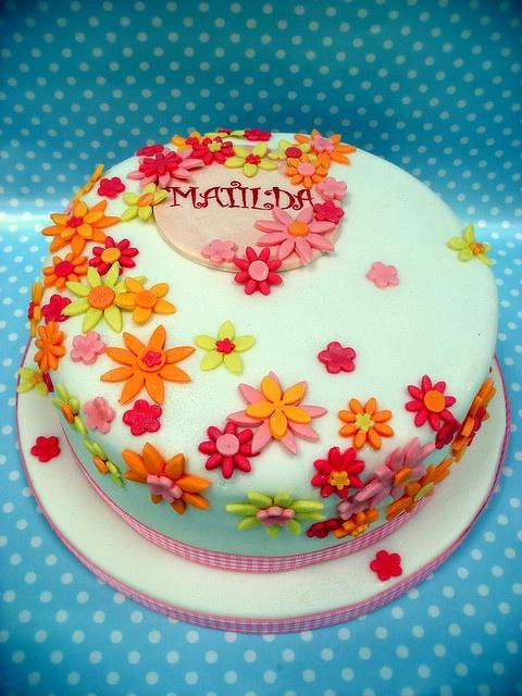 Beginners Fondant Cake Decorating Ideas