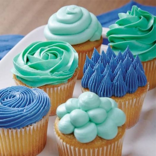 Easy Ways To Decorate Cupcakes With Icing Decoration For Home