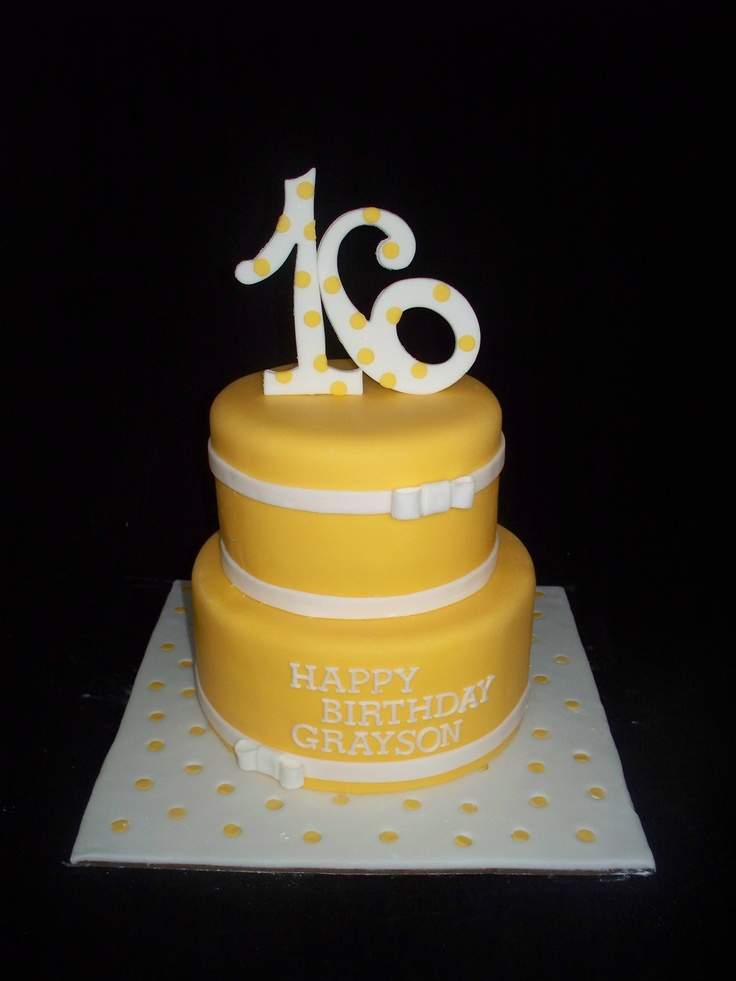 Cake Ideas For Sweet 16 Birthday Party The Best Cake Of 2018