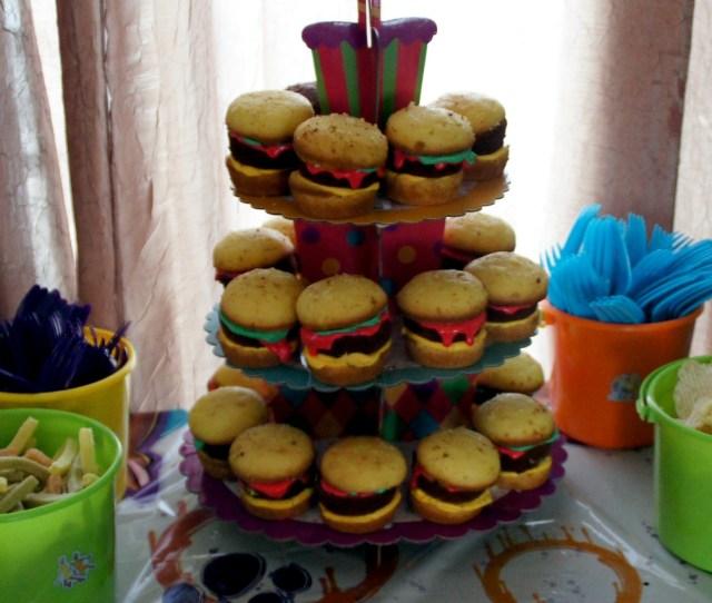 Scooby Doo Birthday Party Cake