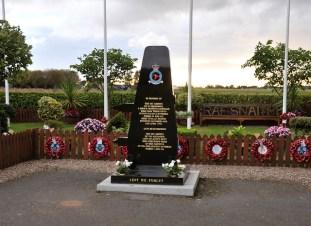 RAF Snaith Memorial