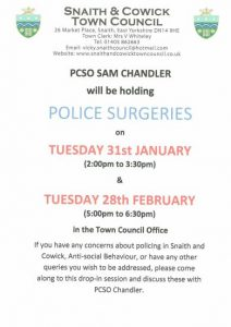 police-surgery-jan-and-feb-17