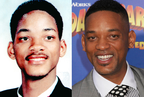 Image result for will smith school photo