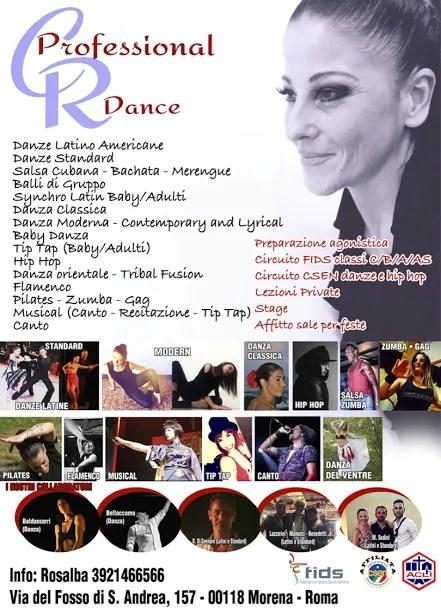 scuola di ballo morena