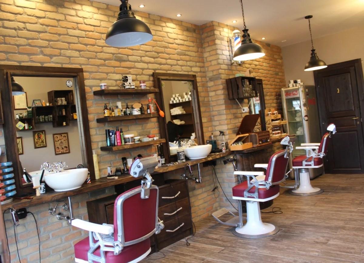 barber shop appia roma