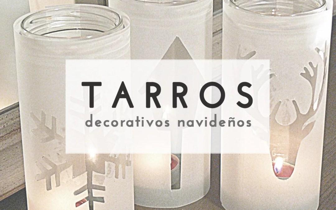 TARROS DECORATIVOS NAVIDEÑOS