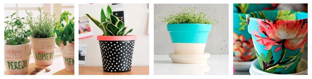 Regala tarros de plantas personalizados