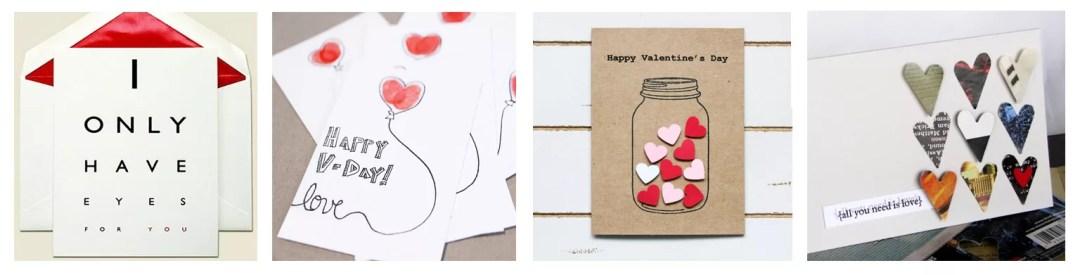 diy tarjetas san valentín