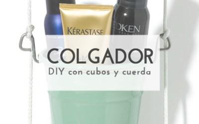 DIY ORGANIZADOR CON CUBOS