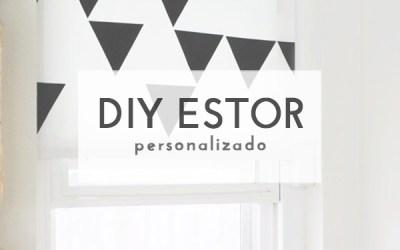 DIY PERSONALIZAR UN ESTOR
