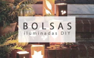 BOLSAS ILUMINADAS PARA HALLOWEEN