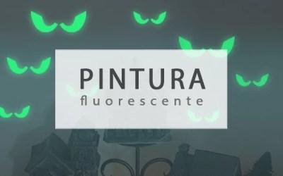 PINTURA FLUORESCENTE PARA HALLOWEEN
