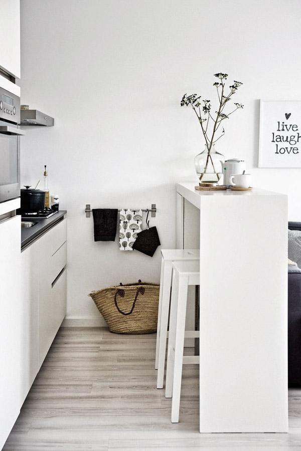 Cocinas con espacio abierto