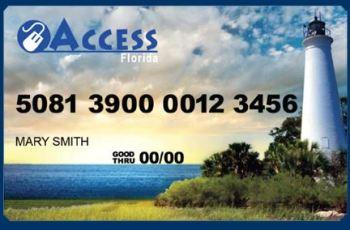 Florida EBT Card Balance