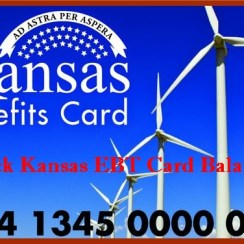 Check Kansas EBT Card Balance