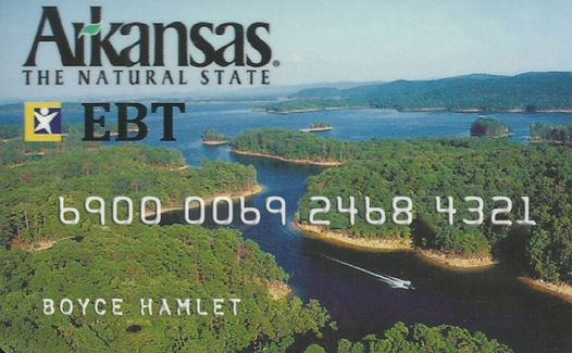 Arkansas EBT Card Balance